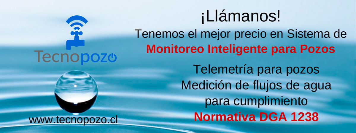Monitoreo, Telemetría Pozos