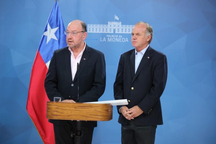 Seguía en Chile