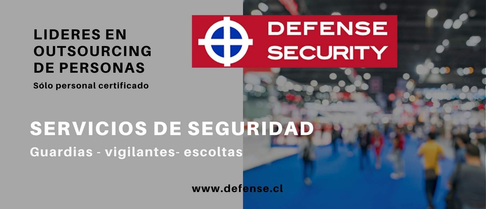 OUTSOURCING PERSONAL DE SEGURIDAD