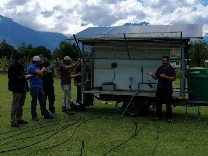 Agricultores de Patagonia Verde
