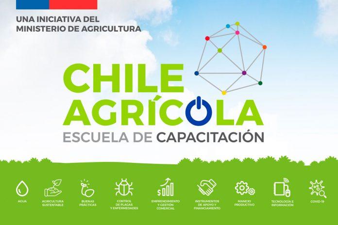 Escuela Chile Agrícola