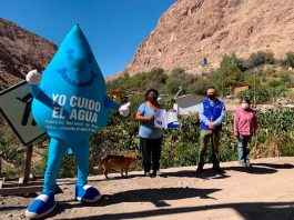 bonificación de riego para Comunidad de Aguas