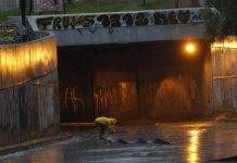 Comunicado de prensa: Mangueras para desagüe - Emergencia inundaciones zona centro sur