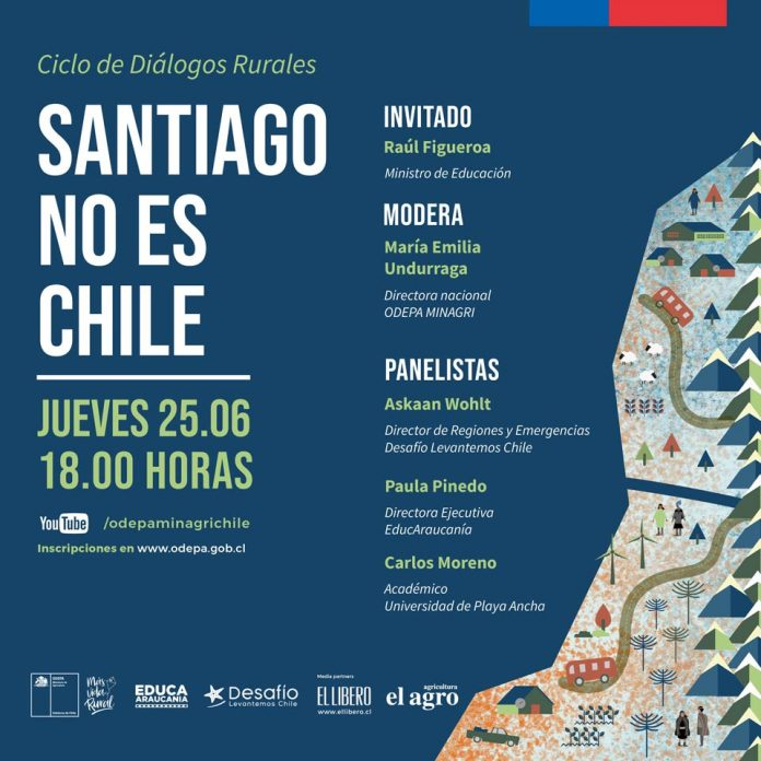 Diálogos Rurales Santiago no es Chile