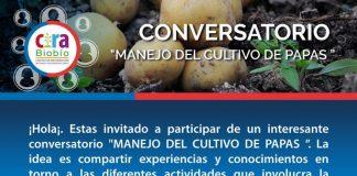 """""""Manejo del cultivo de papas"""""""