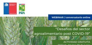 Ministerio de Agricultura e INIA