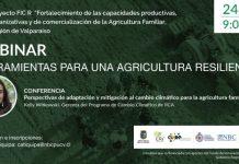 """Seminario online """"Herramientas para una agricultura resiliente"""""""