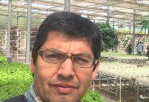 """Dr. Juan Pablo Martínez; """"Podríamos tener un portainjerto chileno resistente a la salinidad""""."""
