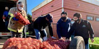 comedores solidarios de Arauco