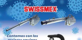 Limpieza, sanitización y desinfección con Swissmex