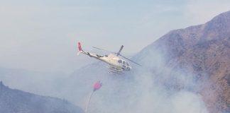 Alerta temprana preventiva en la Región Metropolitana | Incendios Forestales