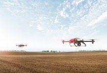 Drones para cultivo agrícola JETSEED XAG®