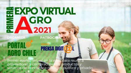 Expo Virtual Agro 2021 feria evento onlin