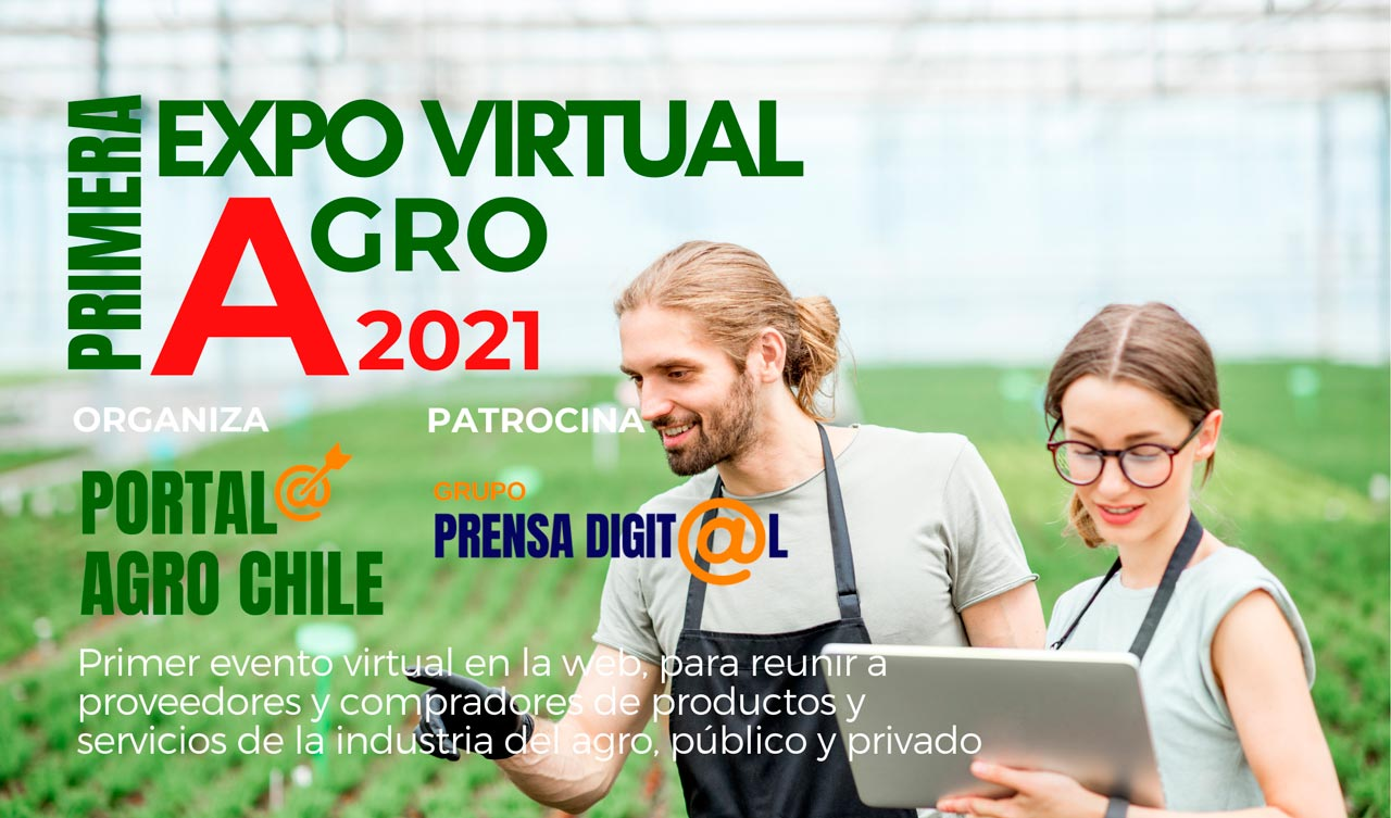 Expo Virtual Agro 2021 feria evento online