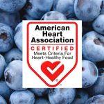 Arándanos de Chile logran certificación Heart-Check de la American Heart Association de EEUU