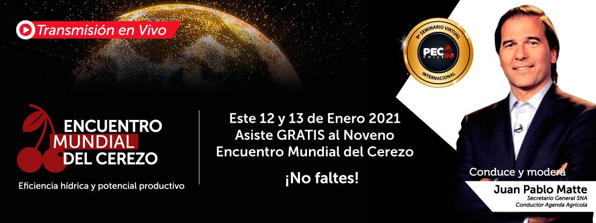 ENCUENTRO MUNDIAL DEL CEREZO 2021