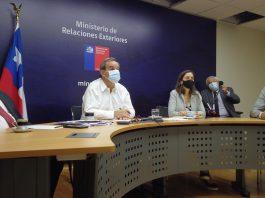 Comunicado de Prensa Minagri sobre situación de cerezas chilenas en China