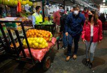 Ministra de Agricultura visita La Vega central para monitorear precios de productos esenciales