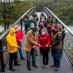 Subsecretario Pinochet visita Parque Nacional Torres del Paine y realiza balance tras dos meses de su apertura