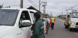 Conaf refuerza llamado a prevenir incendios forestales durante este fin de semana en Los Álamos