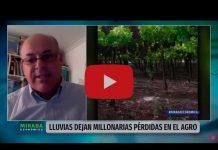 Catástrofe Agrícola   El despliegue de Fedefruta para ir en ayuda de los productores