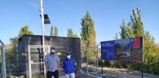 CNR y DOH recepcionaron quinta etapa de proyecto en que primera sección del río Aconcagua incorpora compuertas automáticas
