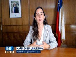 Es hora de generar condiciones para que la ruralidad sea vista como espacio de oportunidades y desarrollo, afirmó la ministra de Agricultura de Chile