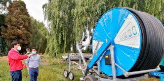 CNR destinó más de 7 mil millones en inversión para obras de riego durante 2020 en Biobío