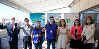 Gobierno realiza lanzamiento del VIII Censo Nacional Agropecuario y Forestal