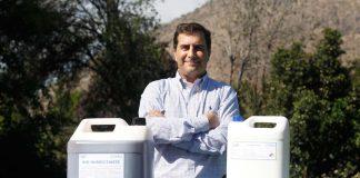 Innovación biodegradable mejora el riego y la condición de suelos productivos