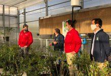 Ministerio de Agricultura puso en marcha la primera cámara de simulación climática del país