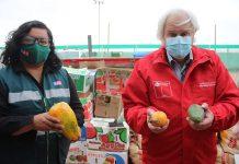 SAG intercepta más de 32 toneladas de productos agrícolas en la Región de Arica y Parinacota