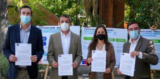 INIA La Platina apoya reconversión agrícola en región Metropolitana