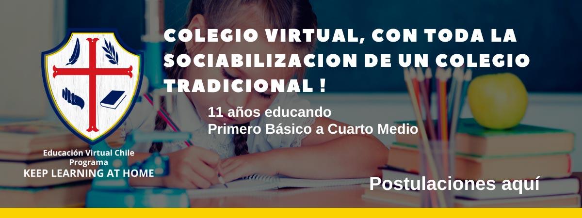 colegio virtual educación online básica y media