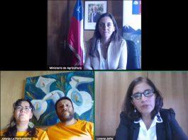 FACULTAD DE MEDICINA VETERINARIA Y AGRONOMÍA INAUGURÓ AÑO ACADÉMICO Ministra de Agricultura dictó charla magistral en la Universidad de Las Américas