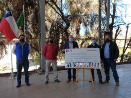 Autoridades regionales y Junta de Vigilancia de Río Hurtado participan en jornada de difusión de programa de fortalecimiento organizacional
