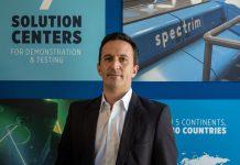 David del Castillo, nuevo director de ventas regionales de LATAM de Tomra Processed Food en Chile