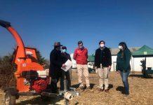 Gobierno impulsa prácticas sustentables paraevitar quemas agrícolas en la región Metropolitana
