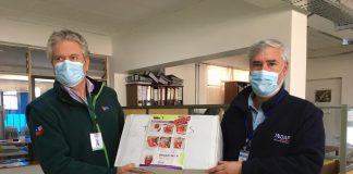 SAG Biobío entrega a INDAP trampas para detectar en forma oportuna a la mosca de las alas manchadas