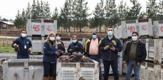 Seis centros de acopio benefician a más de mil familias campesinas de Ñuble