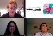 Agronomía UdeC inicia Curso Internacional de Fisiología y Manejo del Cerezo 2021