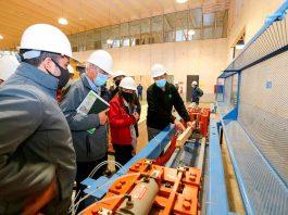 Autoridades valoran aporte del Laboratorio de Madera Estructural de Infor a la pyme maderera nacional