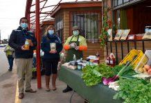Colores y saboresagroecológicosdel Mercado Campesino de San Nicolás