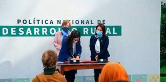 Gobierno concreta la primera sesión del Consejo Nacional de Desarrollo Rural