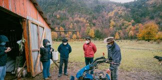 La asociatividad e innovación se unen para el desarrollo rural con apoyo de Indap en Alto Biobío