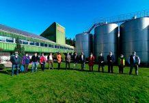 Ministerio de Agricultura y Municipalidad de Quillón organizan seminario sobre producción de pera summer bartlett para la zona centro sur de Chile