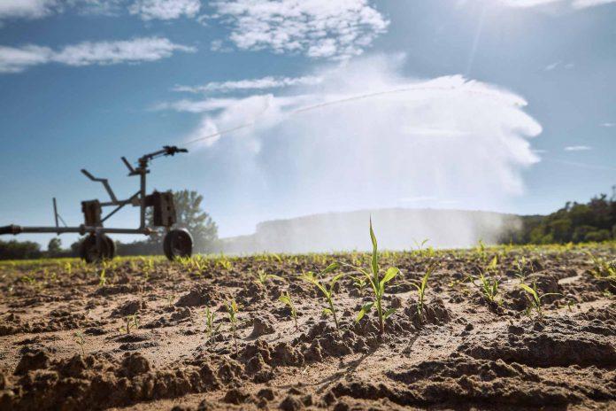 Solución biodegradable multiplica por tres una gota de agua