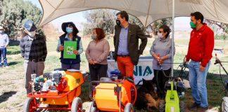 Subsecretario de Agricultura conoció en terreno daños causados por la Mostaza Negra en El Loa