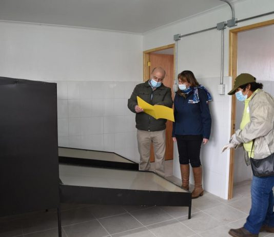 Sala de procesospostularáIndapparaCasa del Campesinode San Nicolás