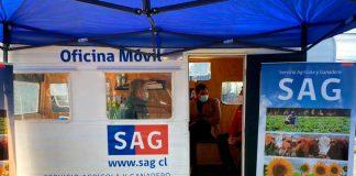 Subsecretario de Agricultura inauguró primera oficina móvil del SAG en Biobío